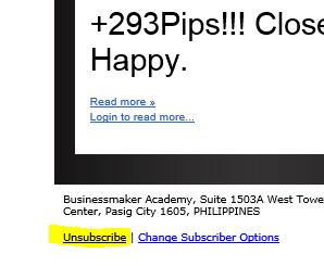 emailunsubscribe